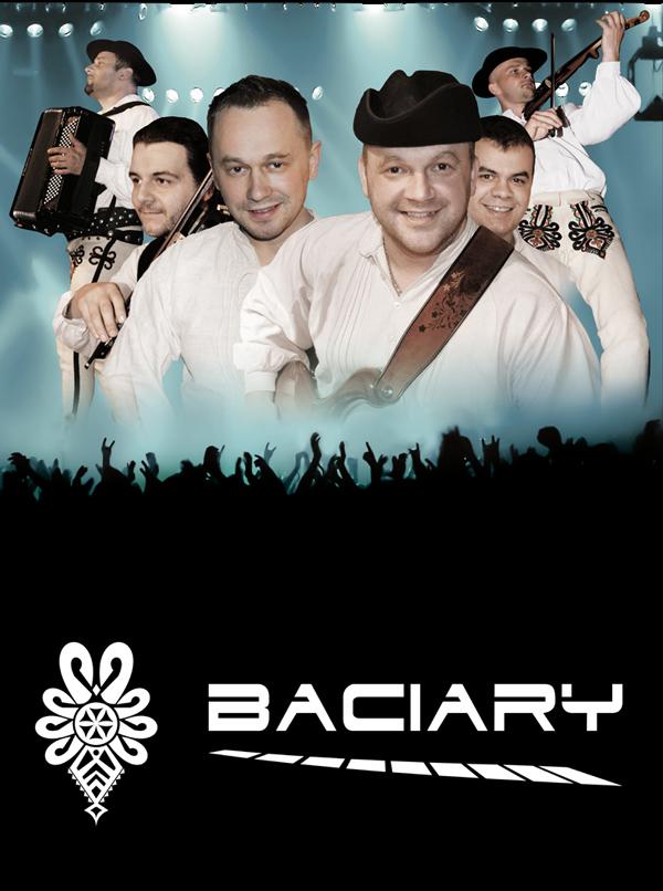 """Koncert zespołu """"BACIARY""""- 14.03.2020 r."""