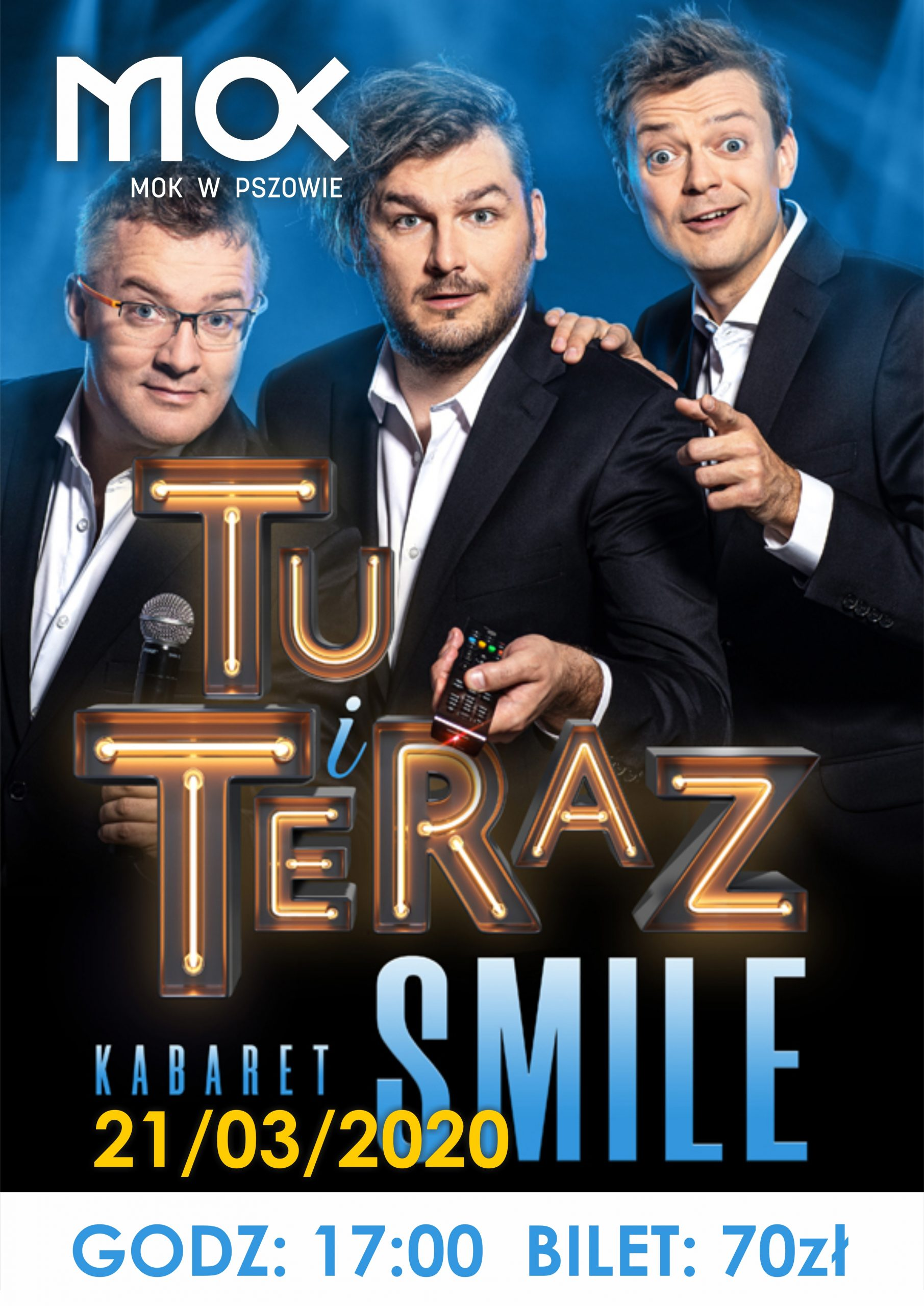"Kabaret ""SMILE""- 21 marca 2020 r."
